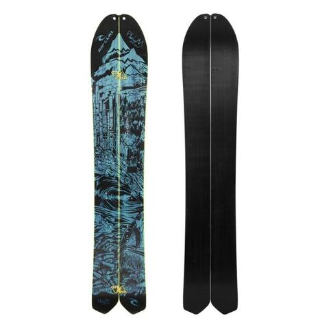 Splitboard Top und Base
