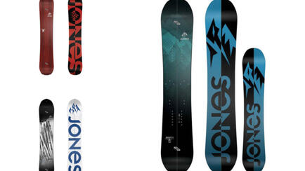 Jones Splitboards 2015/16