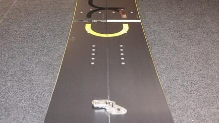 One Carbon Splitboard