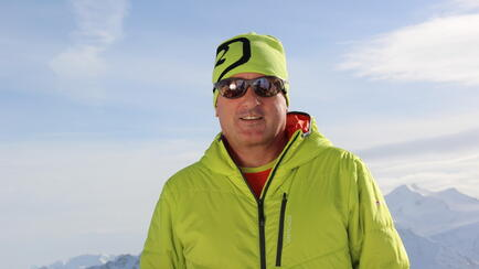 Rudi Mair, Head of LWD Tirol