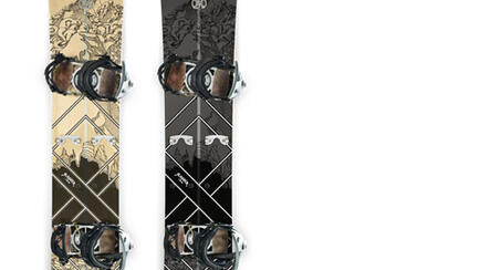 Splitboard Splitsticks Slasher 13-14