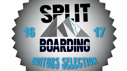 Splitboarding Editors Selection 16-17 Review