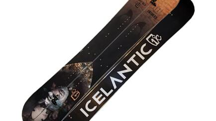 Icelantic Gemini Split 14-15 Overview
