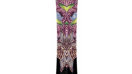 Big Mountain Splitboard Icelantic Gemini