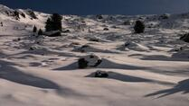 Nice Splitboard grounds after the Aflinger Alm