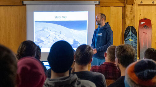 Splitboarding Safety Session