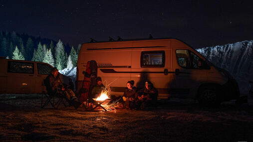 Vanlife is sooo beautiful