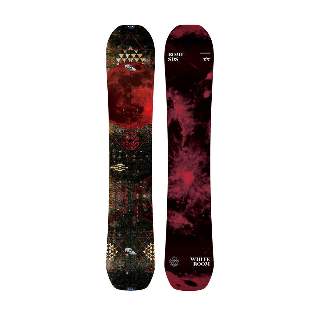 White Room Snowboards