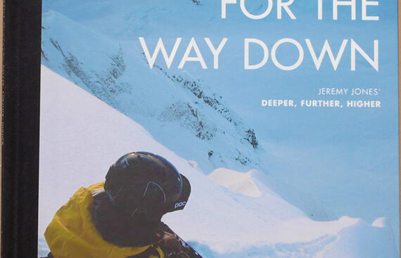 Coverbild Jeremy Jones No Words for the way down