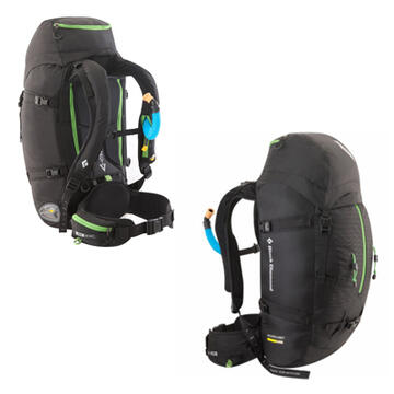 Avalung Rucksack Anarchist Black Diamond