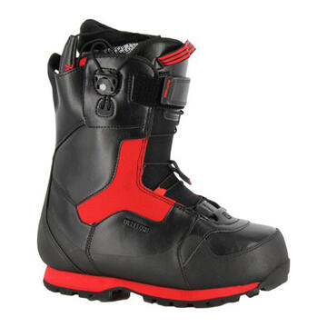 The touring snowboard boot, developed for splitboard riders
