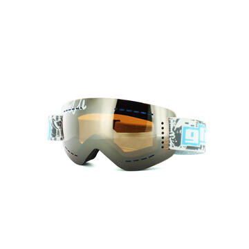 Gloryfy GP3 Soundcity Schneebrille