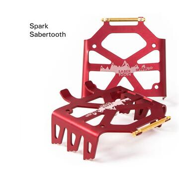 Spark Sabretooth Red