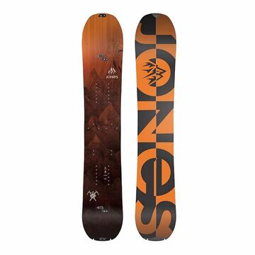 Jones Solution Splitboard Top/Base