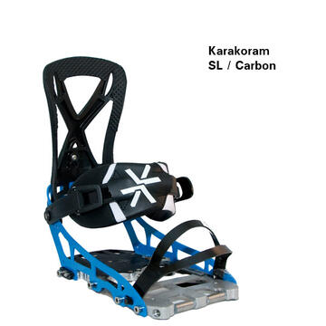 Splitboard Binding Karakoram SL Overview