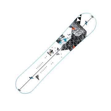 splitboard never summer prospector 14-15