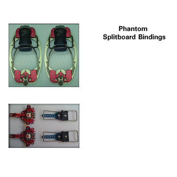 Phantom Splitboard Bindings Übersicht