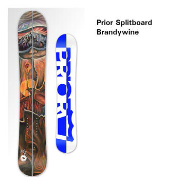 Prior Splitboard 13-14