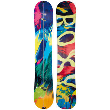 women splitboard banana smoothie by roxy