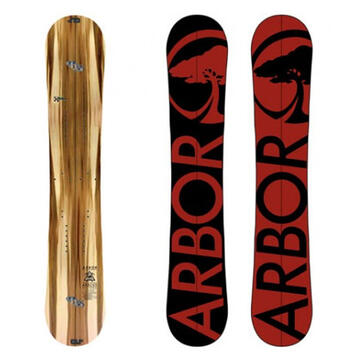 Arbor Abacus Backcountry Splitboard