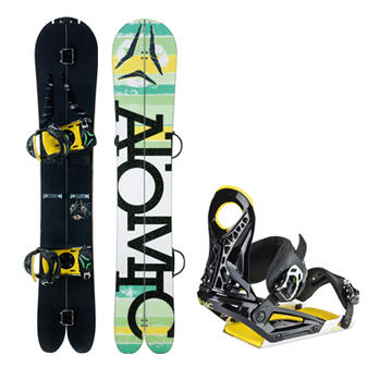 Splitboard Atomic Poacher Renu 12/13