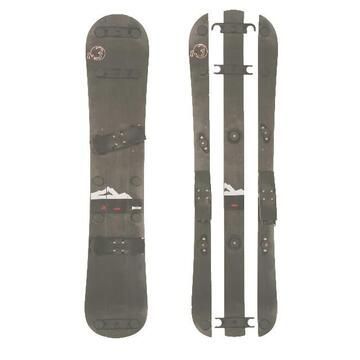 T3 Splitboard from the pioneers in bavaria