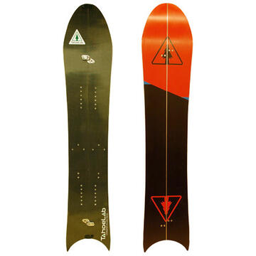 TahoeLab PowFish Splitboard 16-17