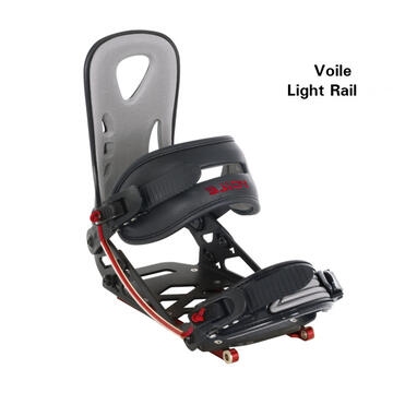 Voile Splitboard Bindung Light Rail Overview