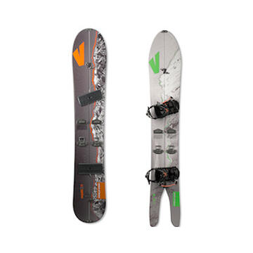 the brand-leader in splitboards