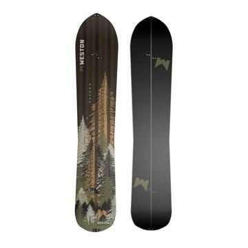 Weston Backwoods Splitboard 17-18