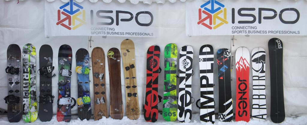 Splitboards First Try 2013