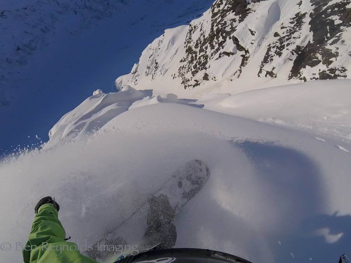 Ben Reynolds Alaska Riding