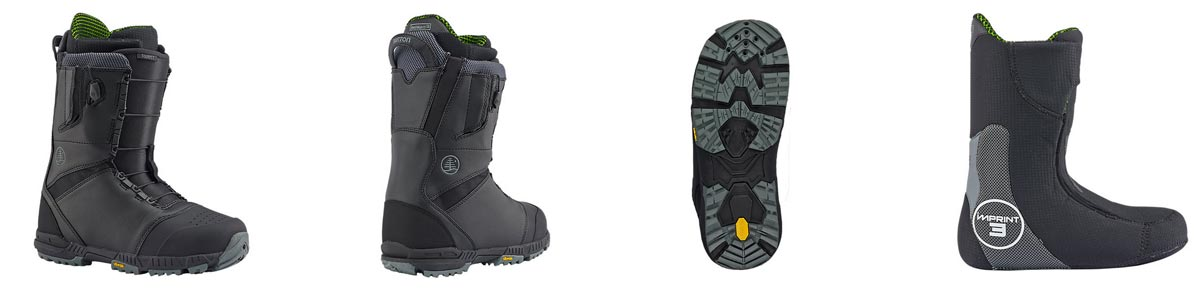 Burton Tourist Splitboard Boot