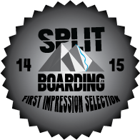 Splitboarding First Impression Selection