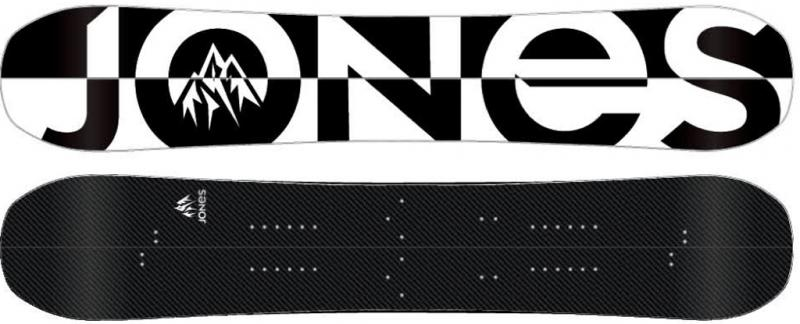 Splitboard Jones Carbon Solution