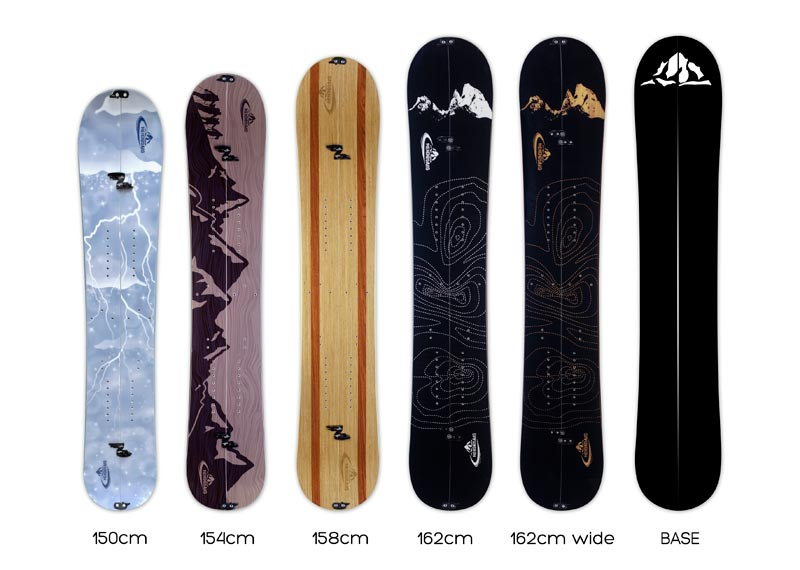 Design Mendiboards Splits 14-15
