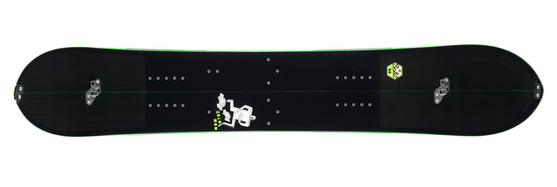 Salomon Splitboard SickStick 166