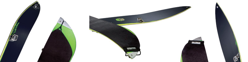 Salomon Splitboard Skin Fixation