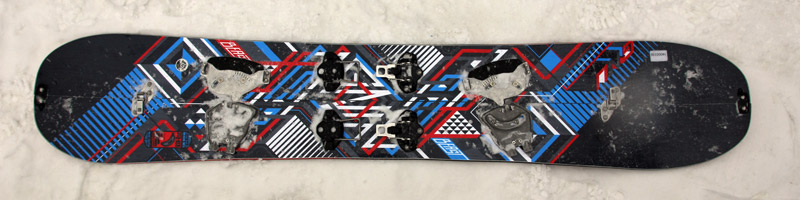 Splitboard Gnu the Beast 14-15