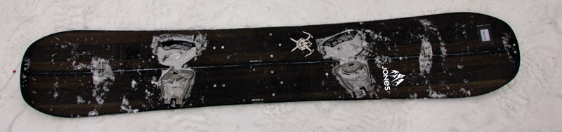 Splitboard Jones Solution 14-15