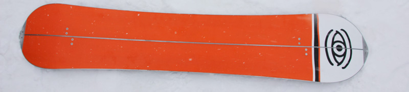 Splitboard Salomon Derby base 14-15