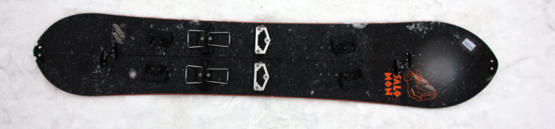 Splitboard Salomon Derby 14-15